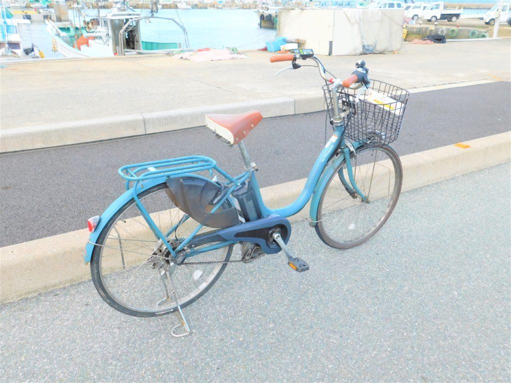 宗像市大島での移動手段はレンタサイクルかバスがおすすめ