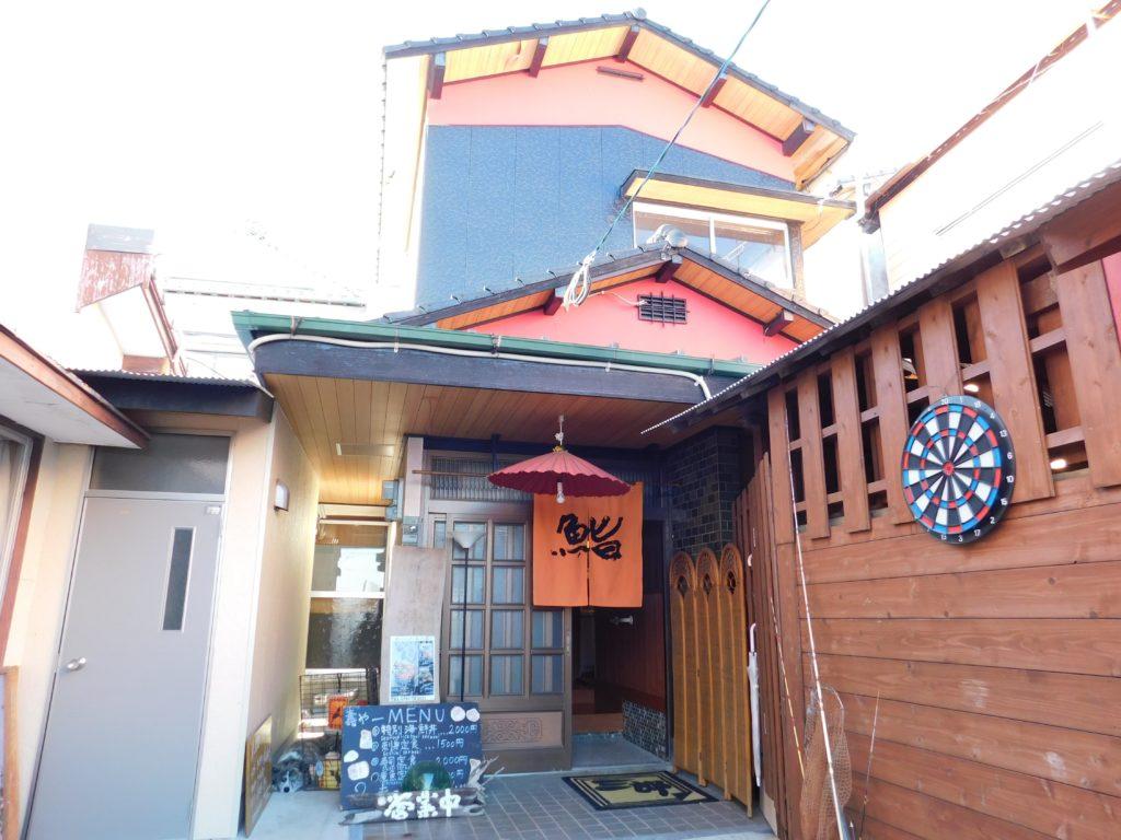 宗像市大島で寿司・海鮮丼が食べられて雑貨も買える壽や三郎