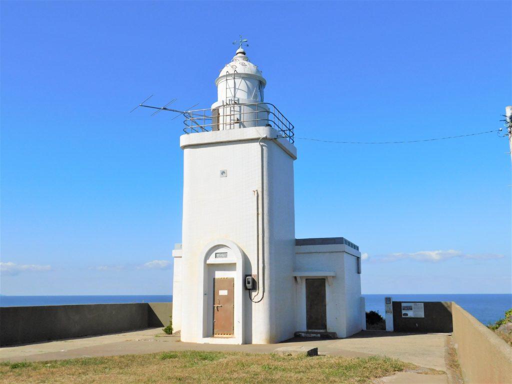 福岡県宗像市大島にある灯台「筑前大島灯台」アクセス方法